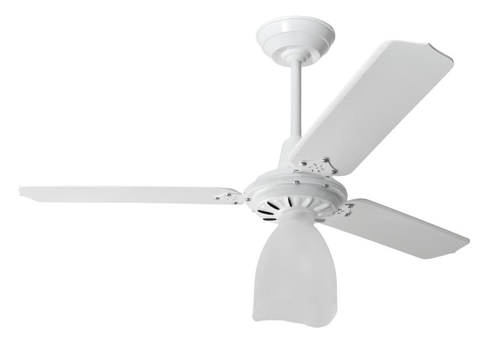 Ventilador de Teto Lumi M2 Branco / Pás Brancas