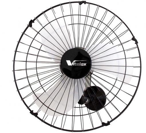 Vitalex - Ventilador Oscilante 50cm - Parede 40 Fios
