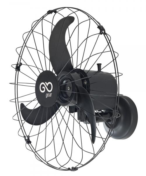 V60P Ventilador de Parede 60cm Preto