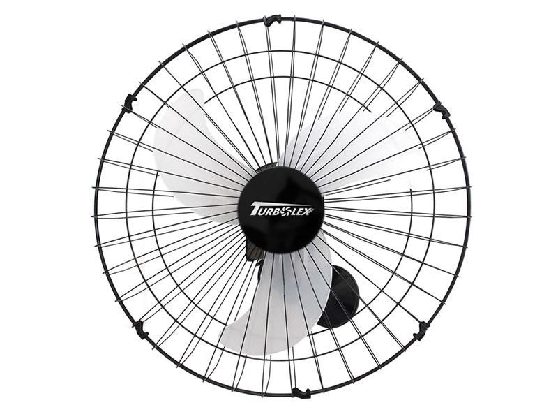 Vitalex - Ventilador Oscilante 60cm - Parede 40 Fios