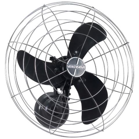 Ventilador VPL Parede Oscilante 65cm - Cromado