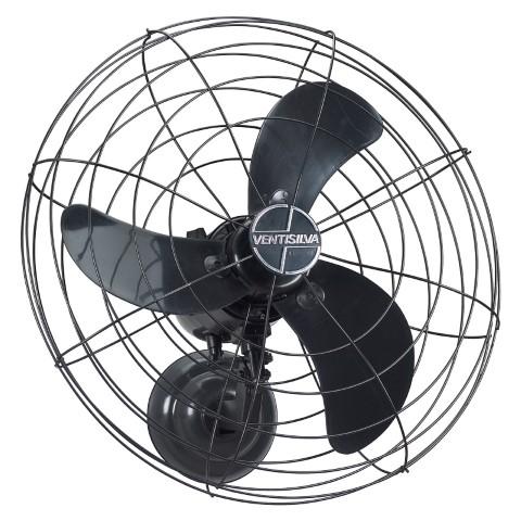 Ventilador VPL Parede Oscilante 65cm - Preto